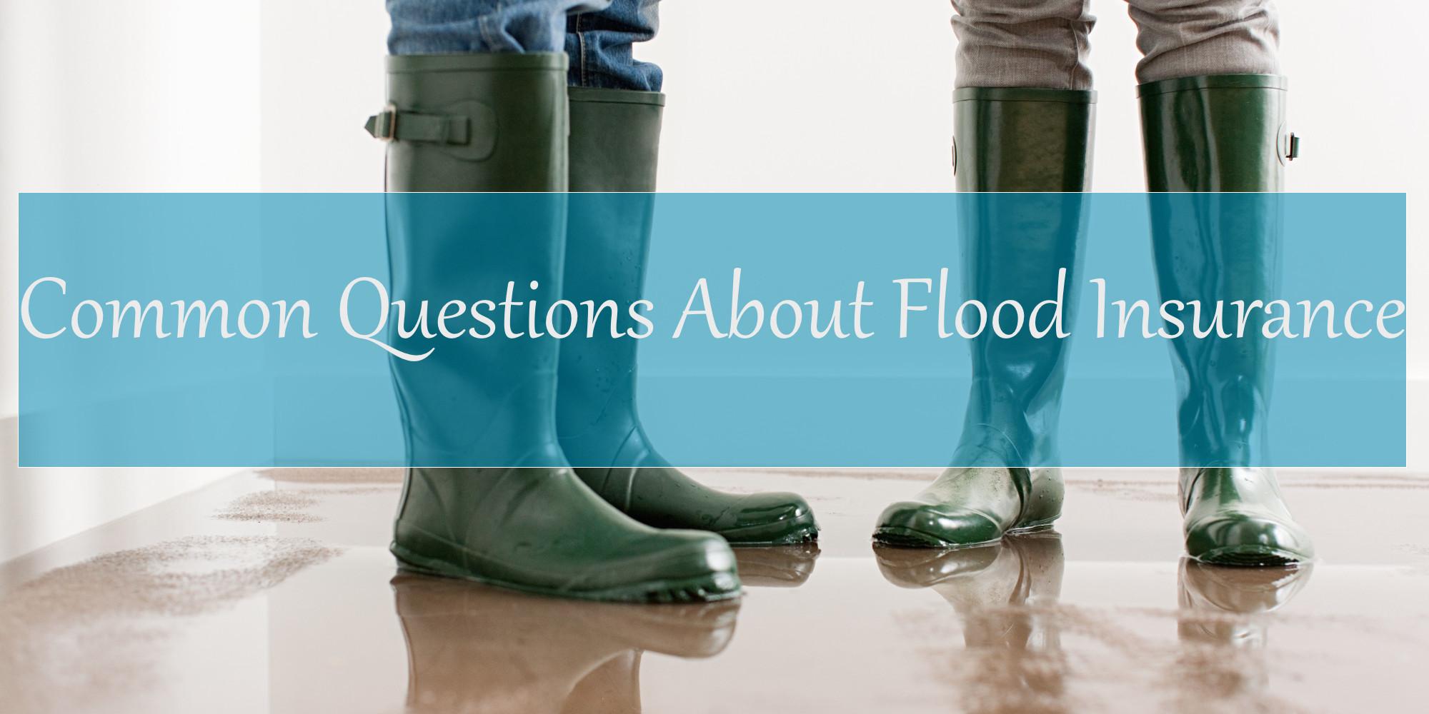 flood insurance san antonio tx common questions